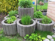 Backyard, Landscape, Plants, Gardening, Design, Yard Furniture, Plant Pots, Bricks, Horta Vertical