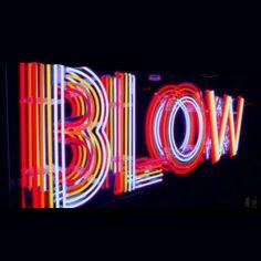 #Blow #Beyonce #Neon