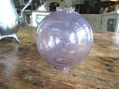 Lightning Rod Glass Ball   eBay