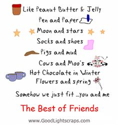 Best Friends Quotes, Orkut Scraps, Comments, Graphics 4 Orkut, Myspace