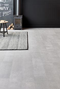 Wie had ooit gedacht dat grijs op grijs er zo mooi uit kan zien?