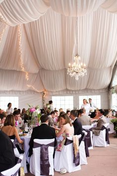 Fabulous Wedding Tent!!!!!!! I LOVE THIS!!!!!!! :) i don't know how expensive it is but i want it and will save every dime from now until then to get it!
