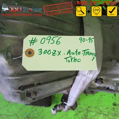 JDM 90-95 Nissan VG30DETT 300ZX FairladyZ Turbo AUTOMATIC TRANSMISSION JDM VG30