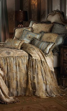 Sweet Dream Crystal Luxury Bedding Collection...