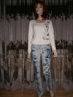 """VINTAGE DRESS-UP""                                                 HAINE DE FIRMA, HAINE DE DAMA: Blue jeans COOGI-Australia-reducere"