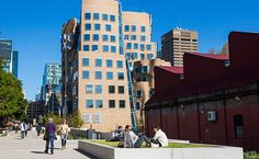 The Goods Line -  It's an exciting time for architectural developments in Sydney;  Barangaroo Reserve  and the...