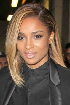 Ciara Hairstyles Ciara Blonde Hair  Google Search  Hair 2 Dare  Pinterest  Ciara