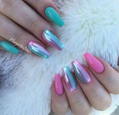 Beautiful #nail #nails #nailart
