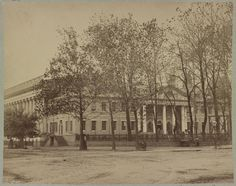 Photo of the State Department During the Civil War http://j.mp/21c5uGz