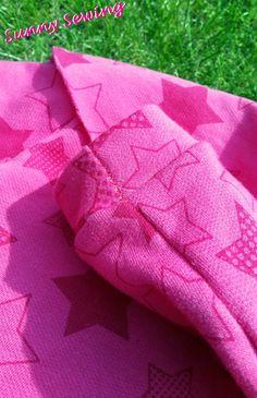 Sunny Sewing: Een simpel, leuk vestje. Met link naar patroon