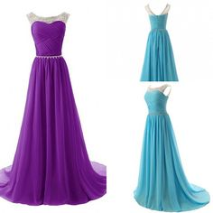 Blue Prom Dresses,Chiffon Prom Gowns,Sparkle Prom Dresses,Long Party Dresses,Grape Prom Gown,Simple Prom Dress,Elegant Evening Gowns,Modest Prom Gowns,Beaded Bodice Evening Gowns
