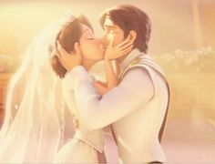A beautiful ending <3 u'll find true love in Tangled