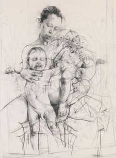 Jenny Saville 'Study for Pentimenti II' (2011)