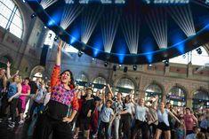 Stuti Aga Bollywood dance workshop at Zurich HB and Volkshaus for ZurichTanzt, the biggest dance festival in Switzerland. Lindy Hop, Weekender, Dance Workshop, Dance Company, Aga, Bollywood, Journey, Indian, Concert