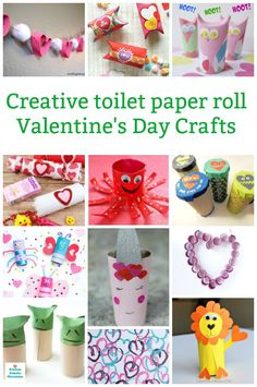 A fun collection of easy toilet paper roll Valentine crafts for kids to make. You'll find creative Valentine cards, gifts, decorations and more! Valentines Day Gifts For Friends, Valentines Gift Box, Valentine Crafts For Kids, Valentines Day Activities, Valentine Cards, Kid Activities, Valentine's Day Quotes, Valentine's Day Crafts For Kids, Teen Crafts