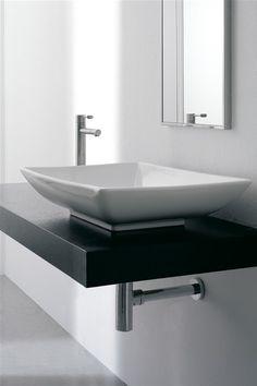 Scarabeo - Thin-Line wash basin
