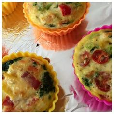 The beauty of egg cups is that they are super versatile – you can literally add any veggie combination you want and still end up with a terrific egg cup! Here's a 17 Day Diet compliant recipe for egg cups shared by community member, Janice B. Literally use the ingredients you have on hand, but …