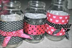 Baby food jar idea