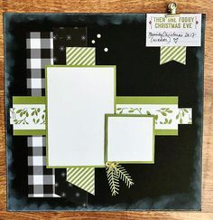 Would you like a kit with enough stash to make at least 10 different scrapbook layouts? Here are three samples that I have made from th...