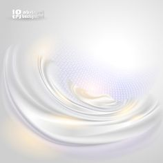 White Waves Backgrounds vector 05 | Vector background