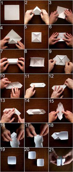 How to make a tiny jewelry box...TUTORIAL