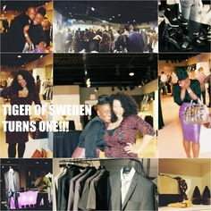 So Pinteresting Isn't It? Party time! @Tiger of Sweden Toronto turns one!!! by Bella Mumba http://heydoyou.com/?p=41177
