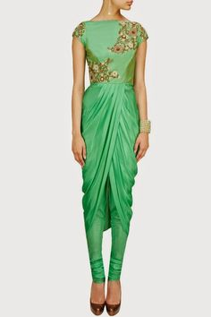Anarkalis. Lehengas. Sarees. Yawn. If you are anything like us, you would want to experiment with new age silhouettes and younger designers who are really fusing the east and west to create chic, wearable Indian wear. Here are 7 of...