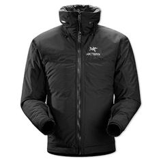Click Image Above To Buy: Arc'teryx Fission Sl Insulated Jacket - Men's