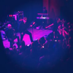 Psychedelic Furs 4/3/12