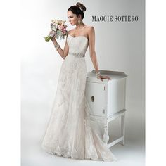 Maggie Sottero Joelle 4MS062 - [Maggie Sottero Joelle] -  Buy a Maggie Sottero Wedding Dress from Bridal Closet in Draper, Utah