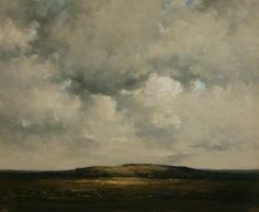David Murray Smith. On the Sussex Downs