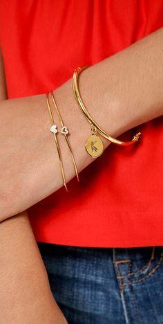 Sweet friendship bracelets http://rstyle.me/n/kjmvvnyg6