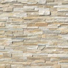 MS International, Golden Honey Ledger Panel 6 in. x 24 in. Natural Quartzite Wall Tile, at The Home Depot - Mobile