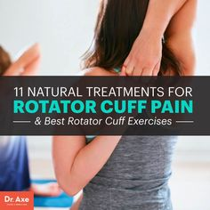 Rotator cuff pain - Dr. Axe