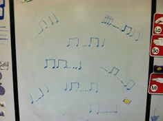 Emily's Kodaly Music: Fly Swatter Game- review terms, rhythms, and solfa patterns!