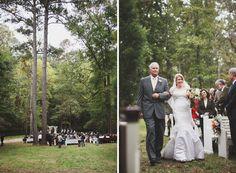 rustic alabama wedding, swann lake stables, w & e photographie