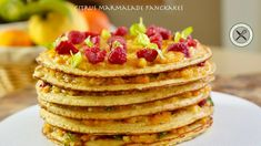 Try this full of vitamins et protein easy family breakfast!A seared durum wheat base pancake batter topped with a low-in-sugar lemon-orange-grapefruit marm. Breakfast Pancakes, Best Breakfast, Breakfast Ideas, Cuisinart Food Processor, Food Processor Recipes, Food C, Good Food, Grapefruit Marmalade, Fruit Whip