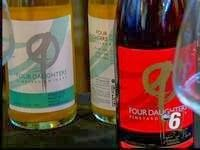Tips on how to chill and handle Sparkling Wine.  www.fourdaughtersvineyard.com