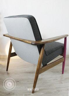 Odnowione dwa Fotele Fuksy czekają na właściciela lub właścicielke Accent Chairs, House, Furniture, Home Decor, Upholstered Chairs, Decoration Home, Home, Room Decor, Home Furnishings