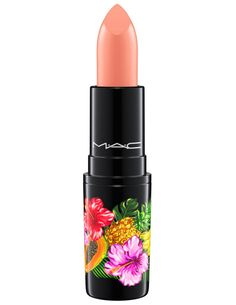 MAC Cosmetics Fruity Juicy Collection Summer 2017 - Fruity Juicy Lipstick in Shy Girl | POPSUGAR Beauty