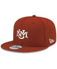 5c35ba3062e New Era Boys  New Mexico Lobos Core 9FIFTY Snapback Cap - Red Adjustable