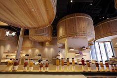 Kayanoya shop by Kengo Kuma, Tokyo – Japan » Retail Design Blog