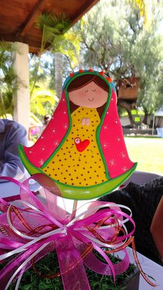 VIRGENCITA by Galletas divertidas, via Flickr