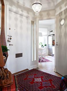 VINTAGE & CHIC: decoración vintage para tu casa [] vintage home decor: El piso perfecto (de 40m2!!) [] The perfect (small) apartment