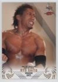 Ryo Saito (Trading Card) 2008-09 BBM Pro Wrestling Dragon Gate #09 - Brought to you by Avarsha.com