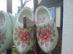 wooden shoes- 'klompen''