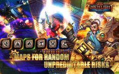 Torchlight: The Legend Continues APK v1.4 [Auto Kill]- Android game - Android MOD Game