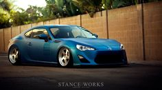 Scion FR-S Likes It Low Too [Photo Gallery]