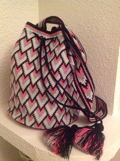 Resultado de imagen de graficos para bolsas wayuu