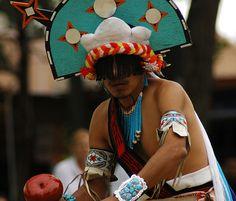 Zuni star dance Dancer